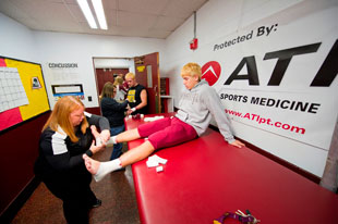 Athletic Training Photo