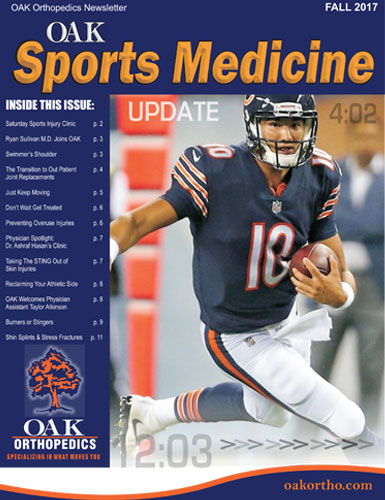 OAK Sports Medicine Update - Fall 2017